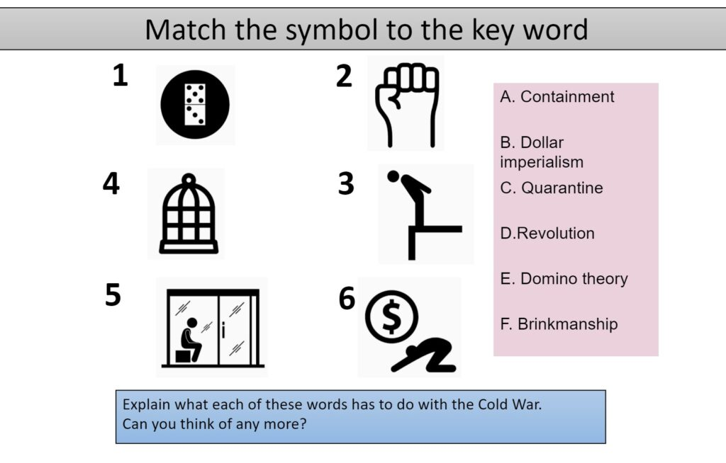Match the symbol
