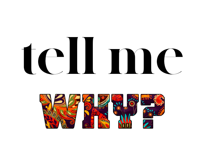 tell-me-why NEW