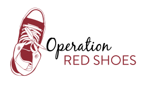 Operation Red Shoes Logo