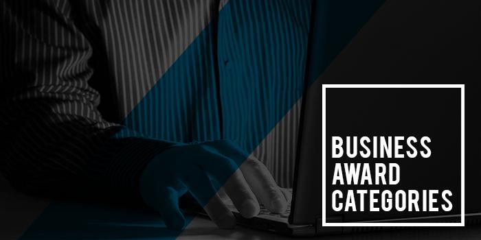 Business Award Categories