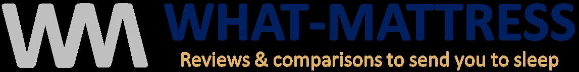 What-Mattress Logo