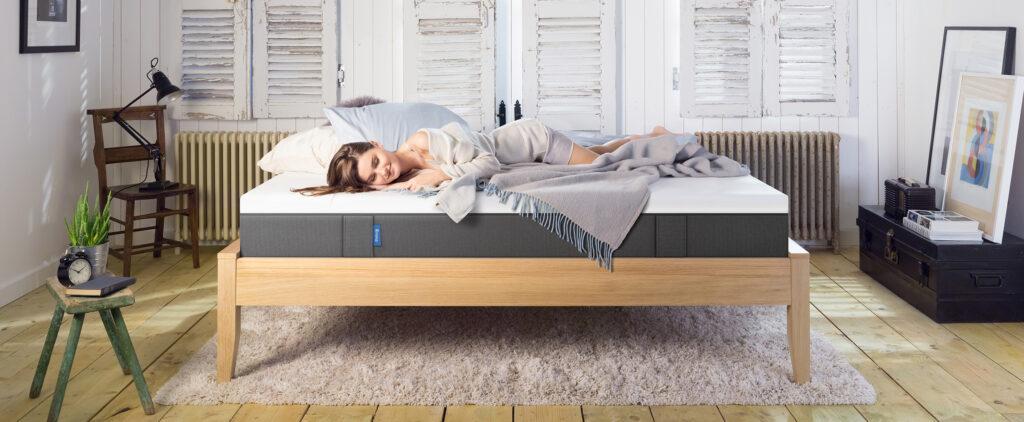 Emma Original Sleep Positions