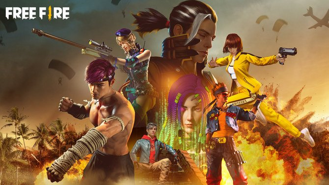 Free Fire Alternatives: Games Like Free Fire That Are Worth Playing