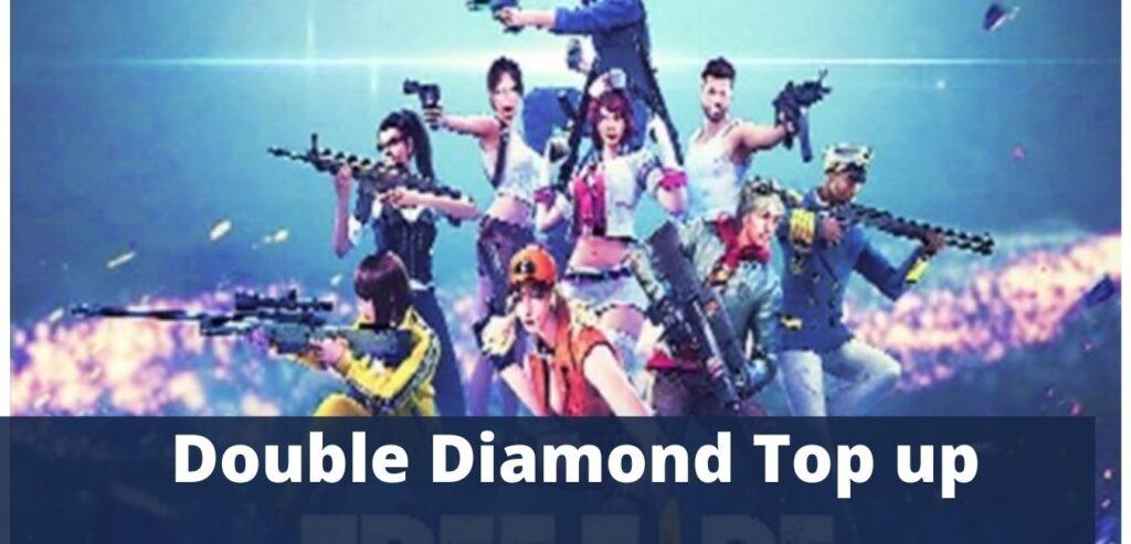 Double Diamond Top up