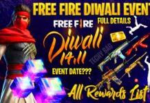 Free Fire Diwali Login Event