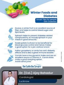 Winter Food and Diabetes