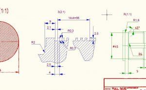 GTX conversia automata raster-to-vector