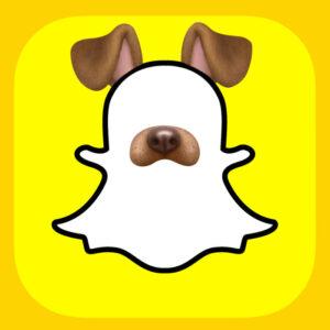 A Snapchat Filter of a Dog Face - Raising Responsible Technology-Savvy Kids