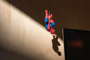 Responsible Use of Technology by Spiderman - Raising Technology Savvy Kids