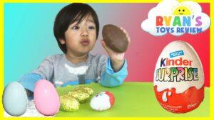 Ryan, a KinderEgg YouTuber - Raising Responsible Technology-Savvy Kids