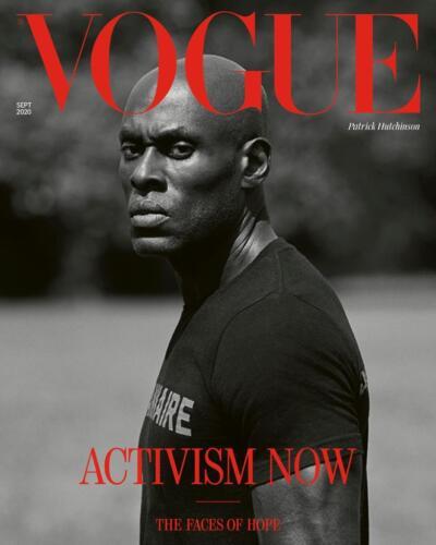VOGUE Magazine - Photos by Misan Harriman
