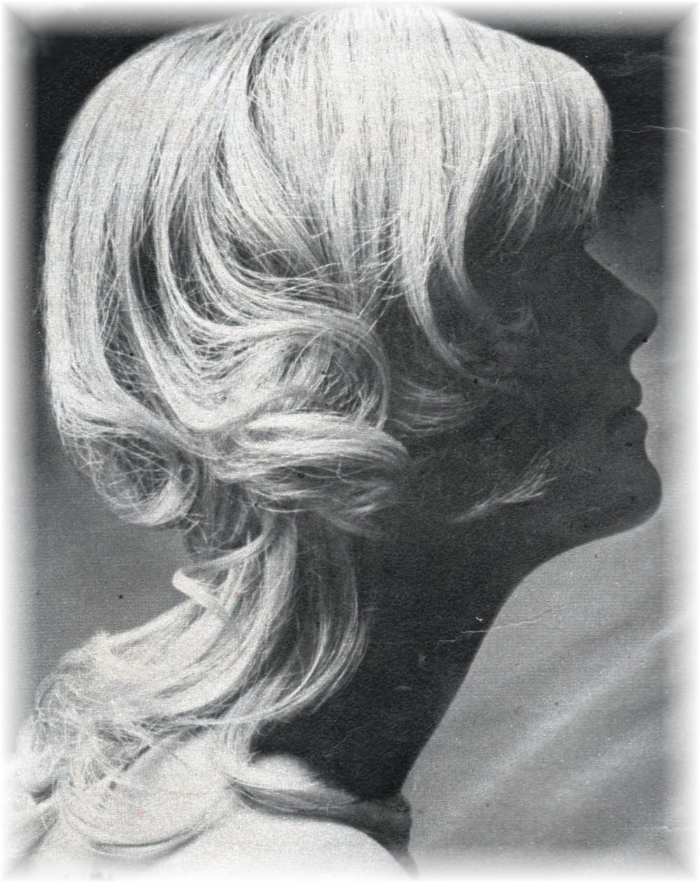short blond soft