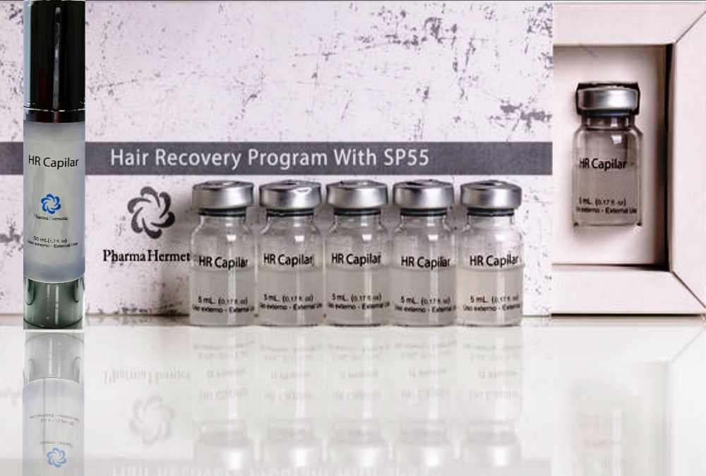 Eucaderm Stem Cell Hair Treatment