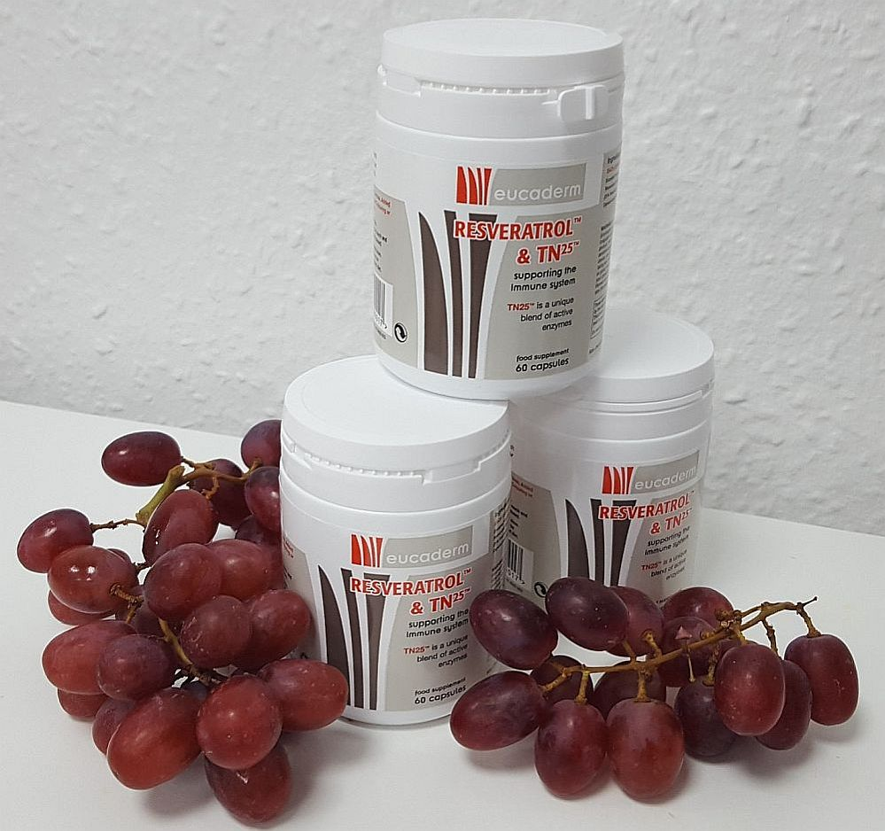 Resveratrol Offer Buy 2 Tubs get 3rd FREE
