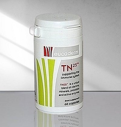 TN25 Live Enzymes Food Supplement