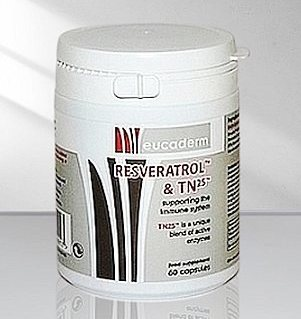 Resveratrol & TN25 food supplement