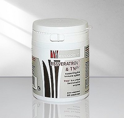 Resveratrol health supplement