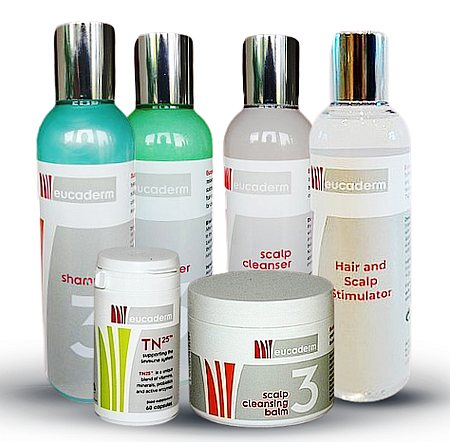 Intensive Treatment Pack No 3  (no 3 Shampoo etc)