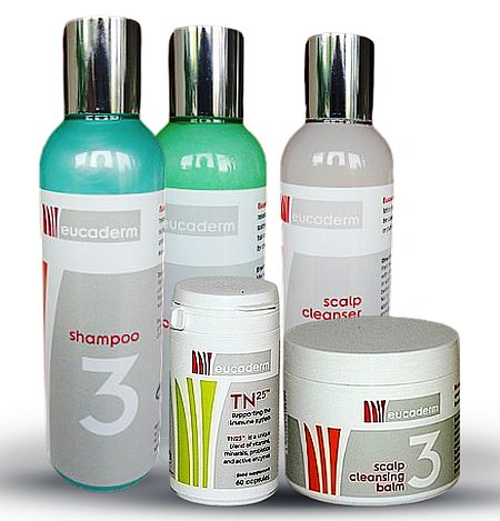 Home Care Treatment Pack No 3  (no 3 Shampoo etc)