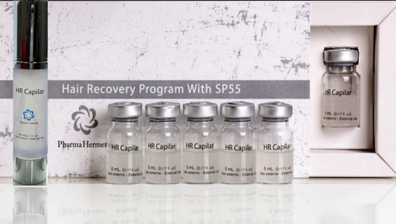 Natural Stem Cell Hair Recovery Program
