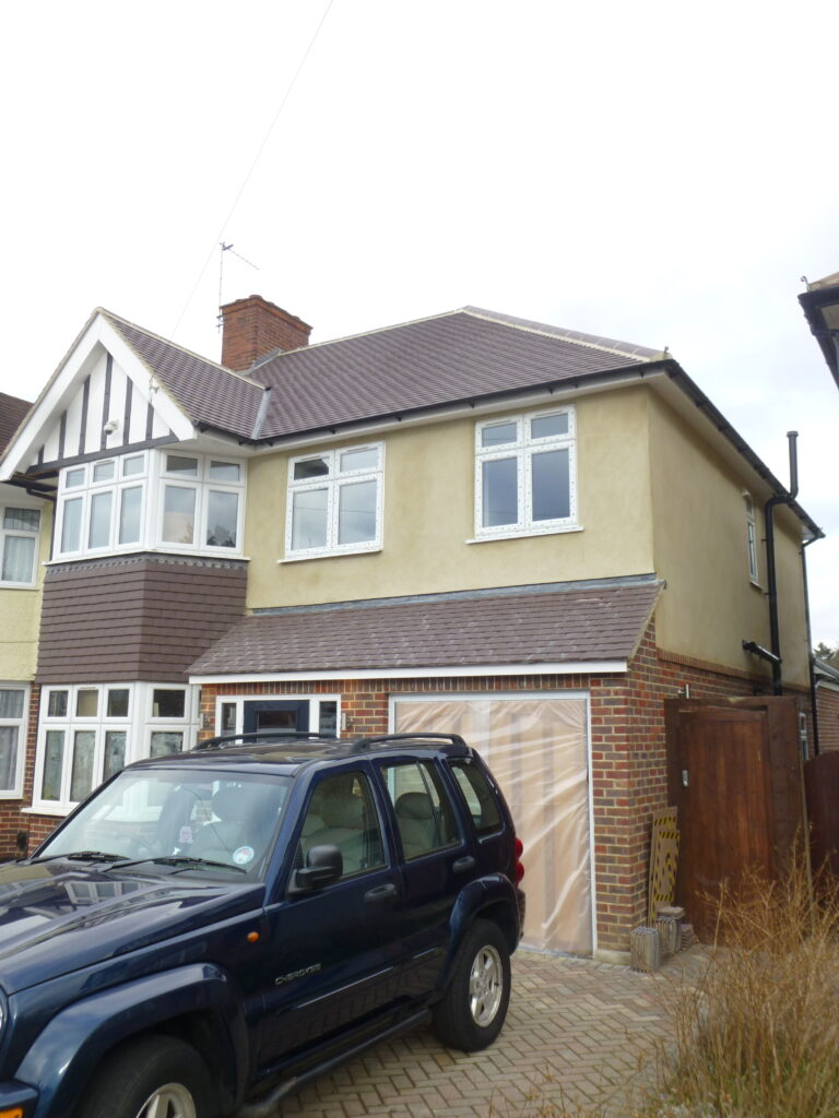 2 storey side and single storey rear addition