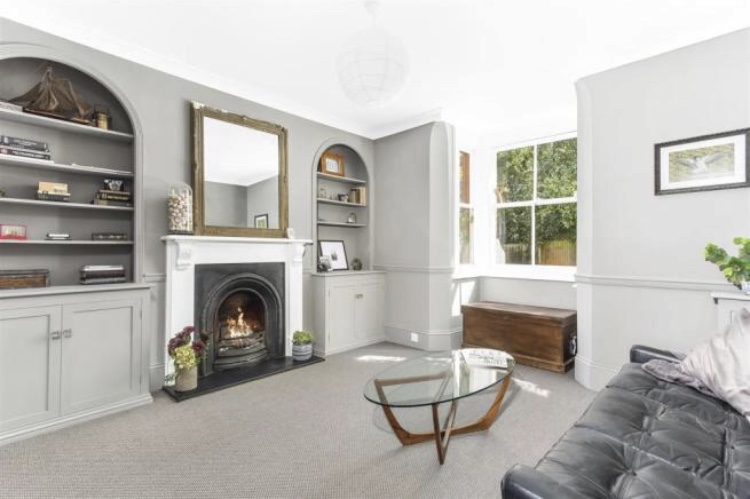 Complte whole house interior design in Banstead
