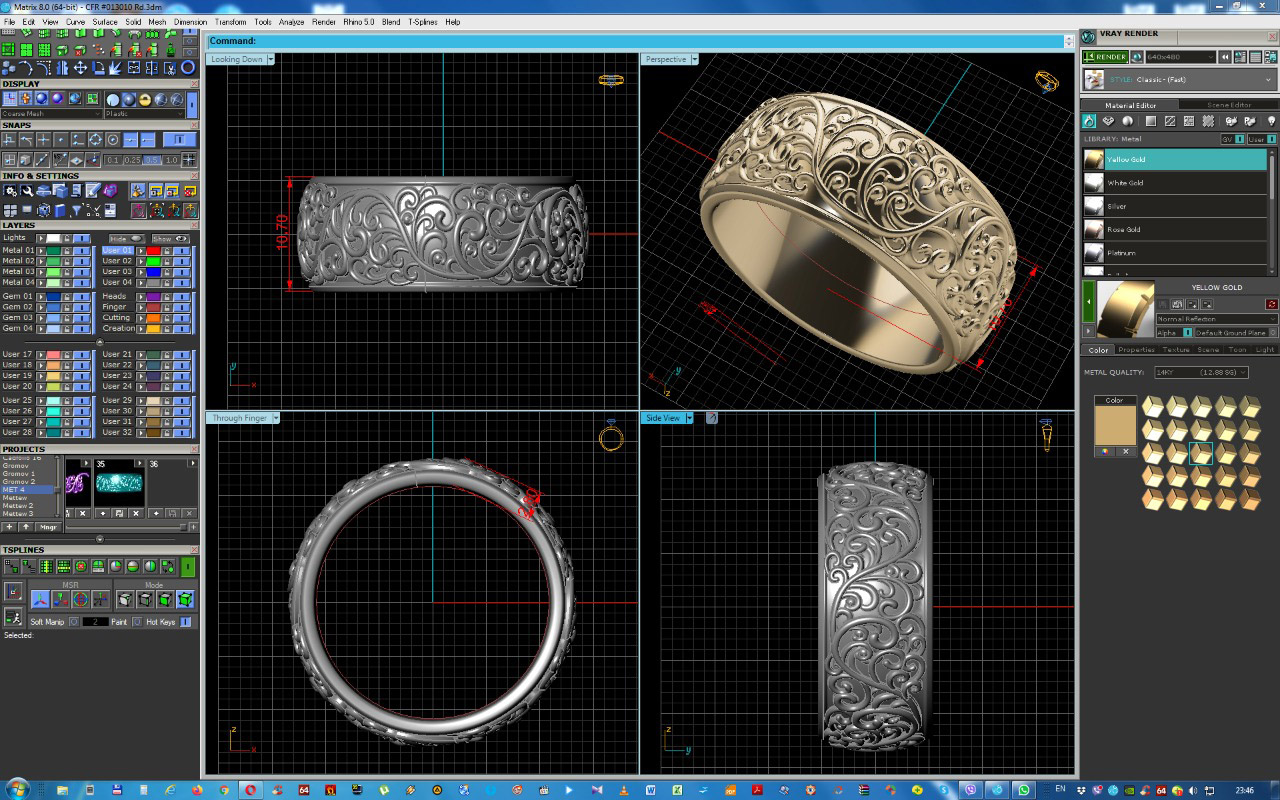 3d design manufacturing