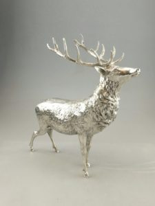 silver stag cast