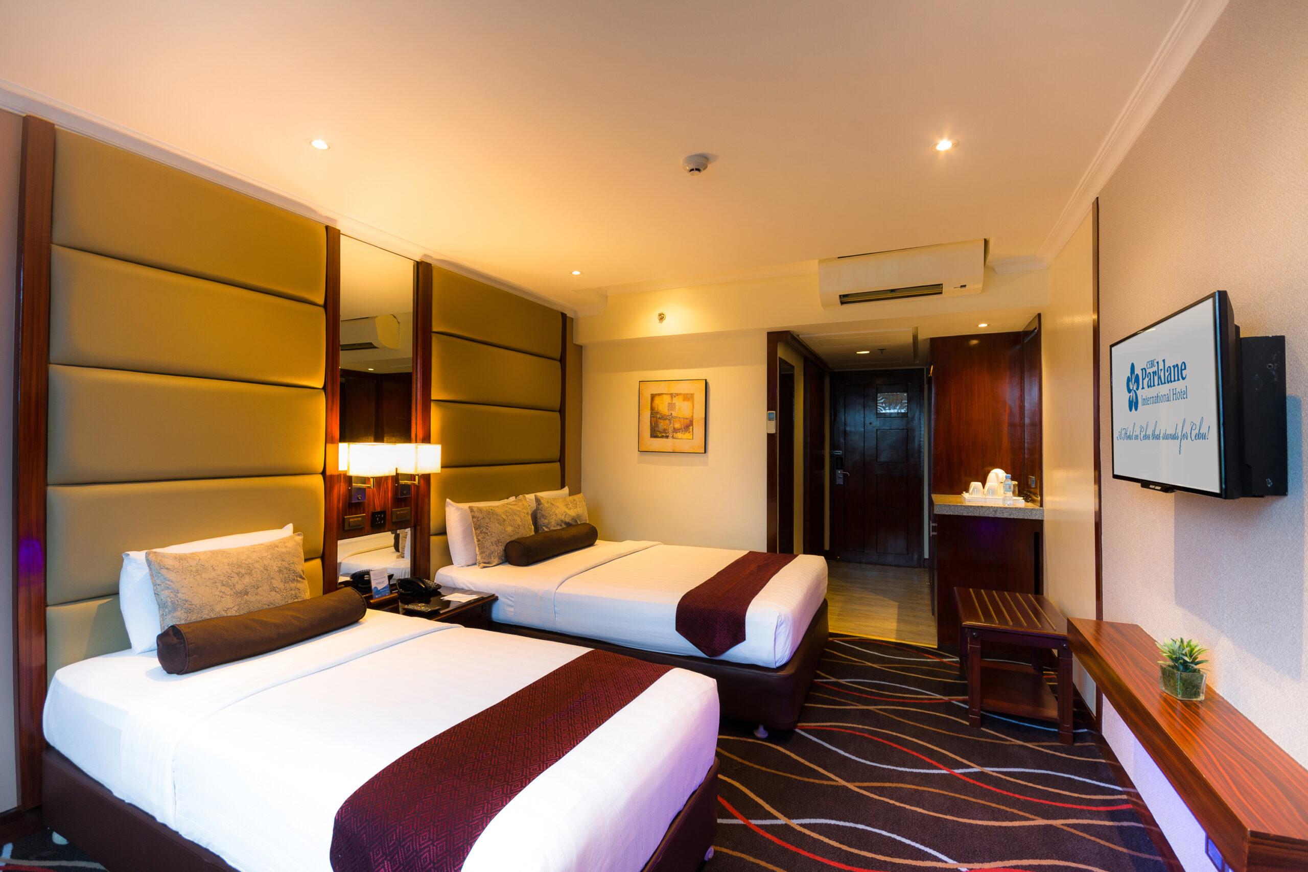 Cebu Parklane International Hotel offers 40% discount on rooms