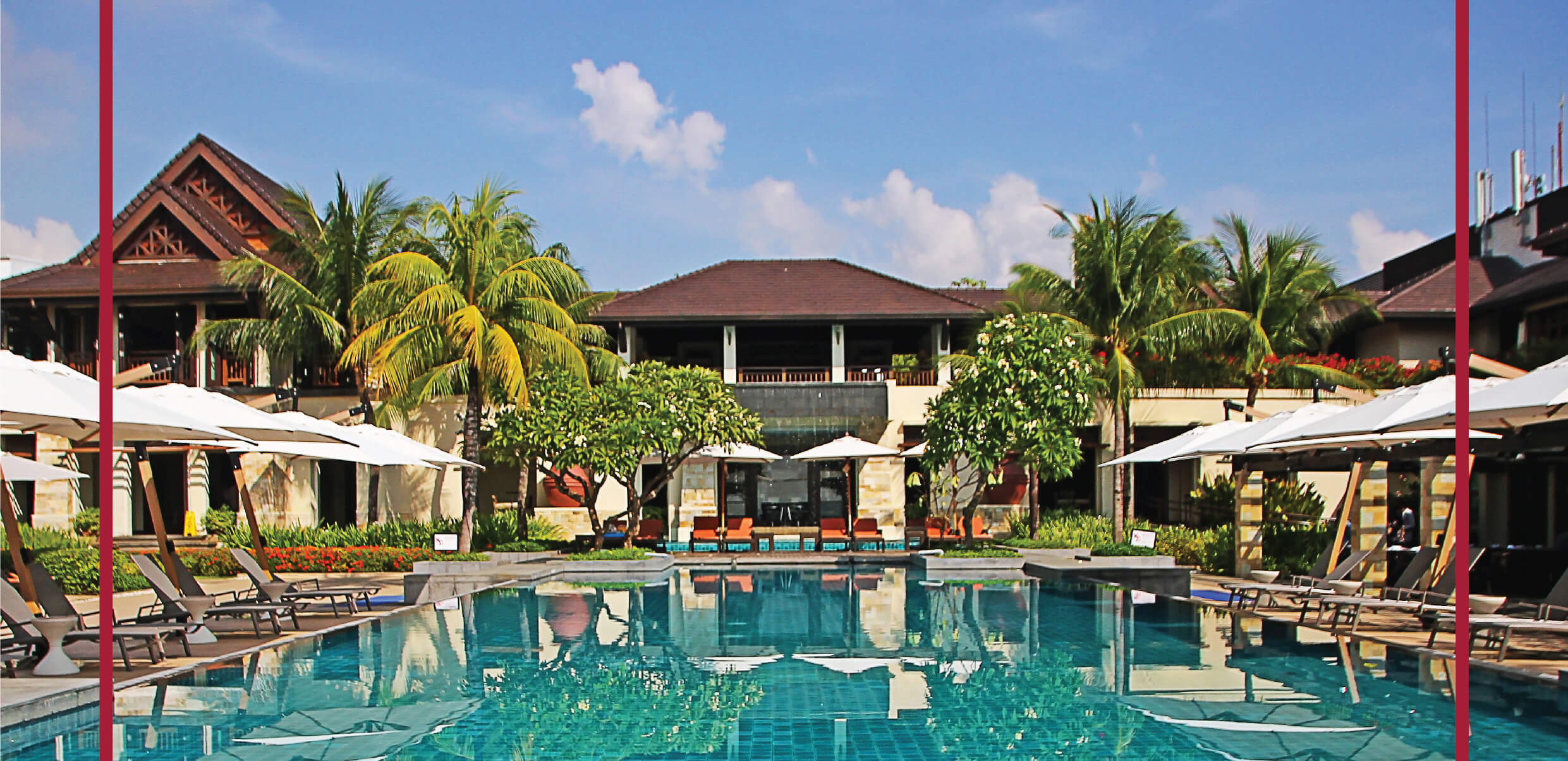 Crimson Resort & Spa Mactan offers discounts on rooms, activities, F&B, and spa services