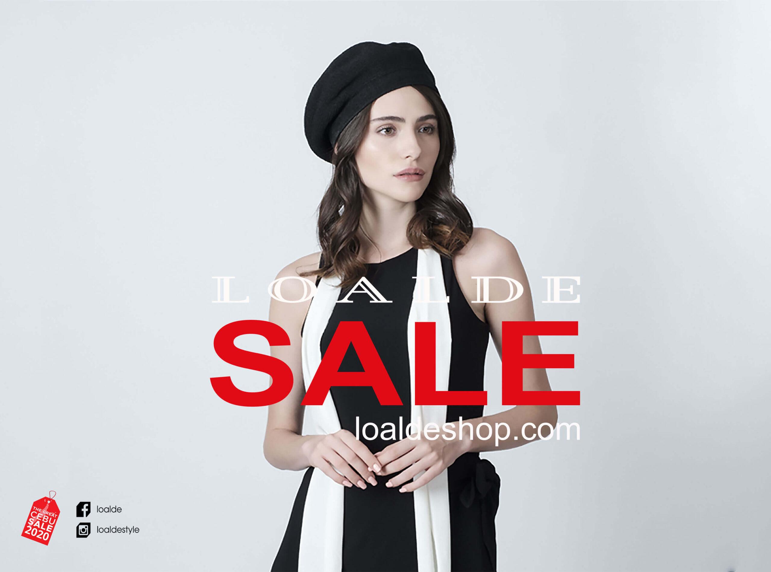 Loalde joins The Great Cebu Sale