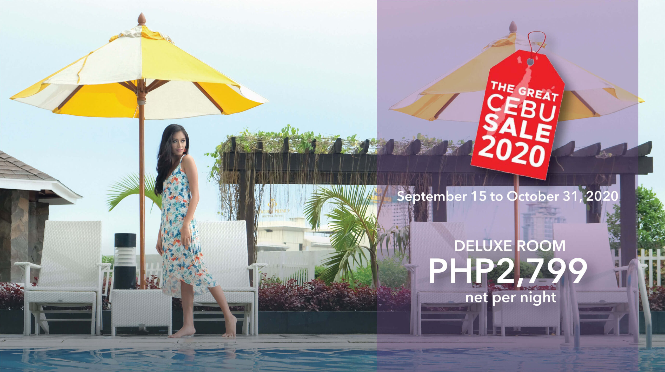 Quest Hotel offers lowest rate for your next stay if you book during The Great Cebu Sale