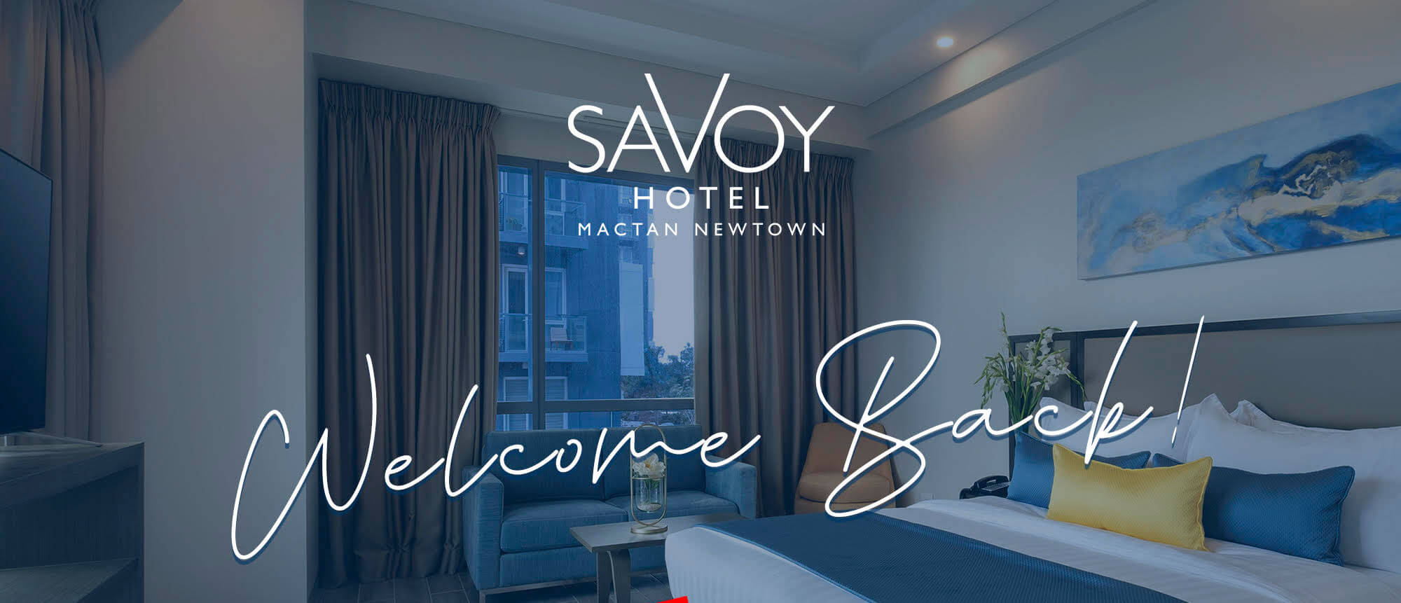 Savoy Hotel Mactan Newtown offers discounted room packages