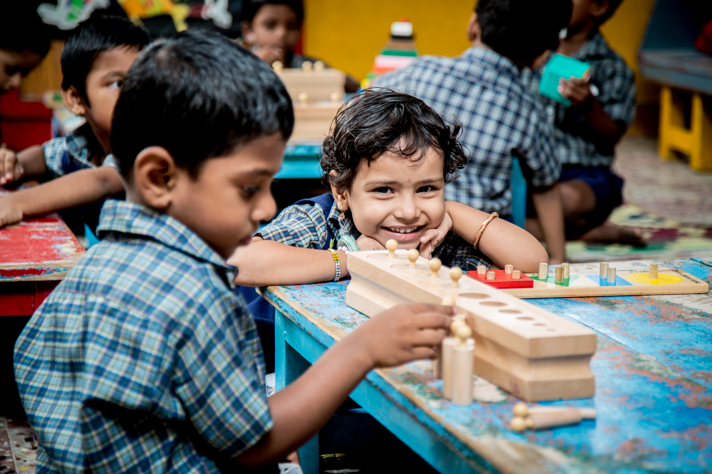 Best Preschools In sholinganallur