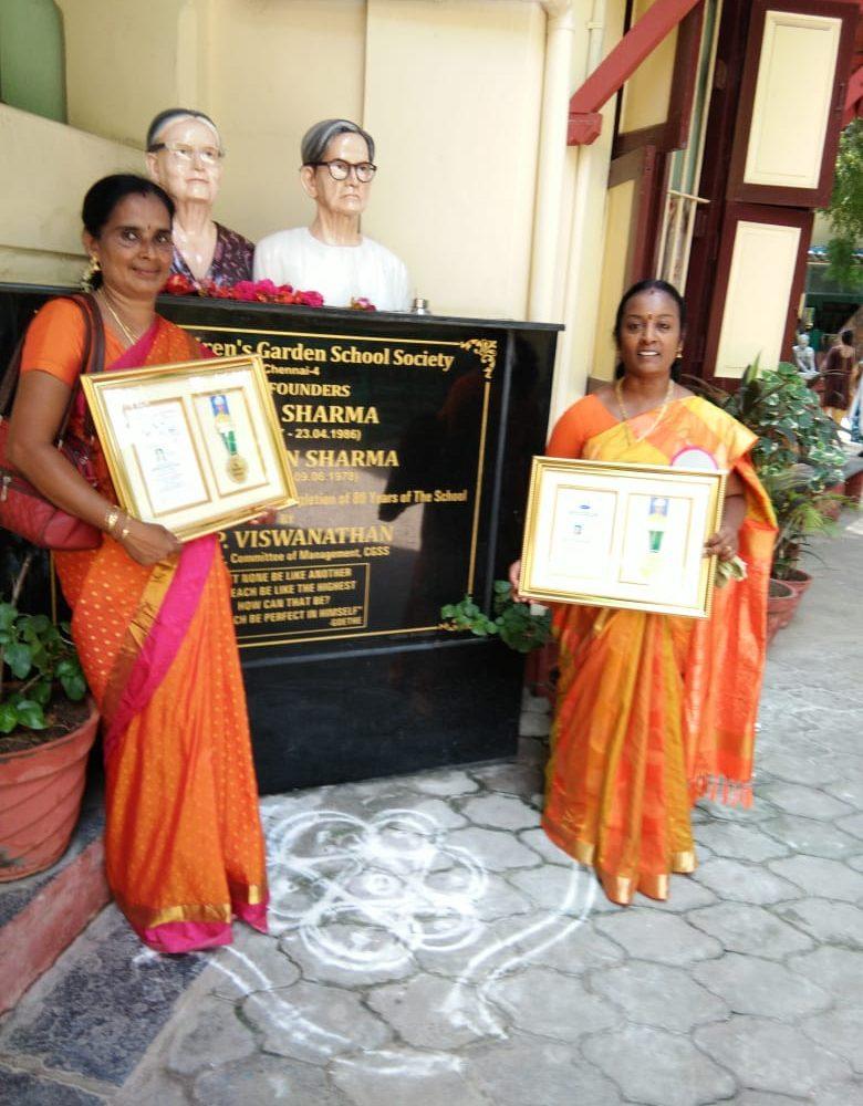 affordable school in sholinganallur