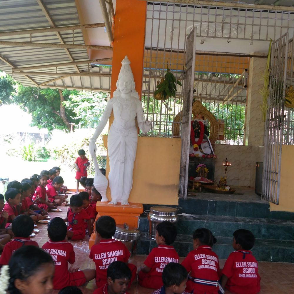 nature friendly schools in chennai