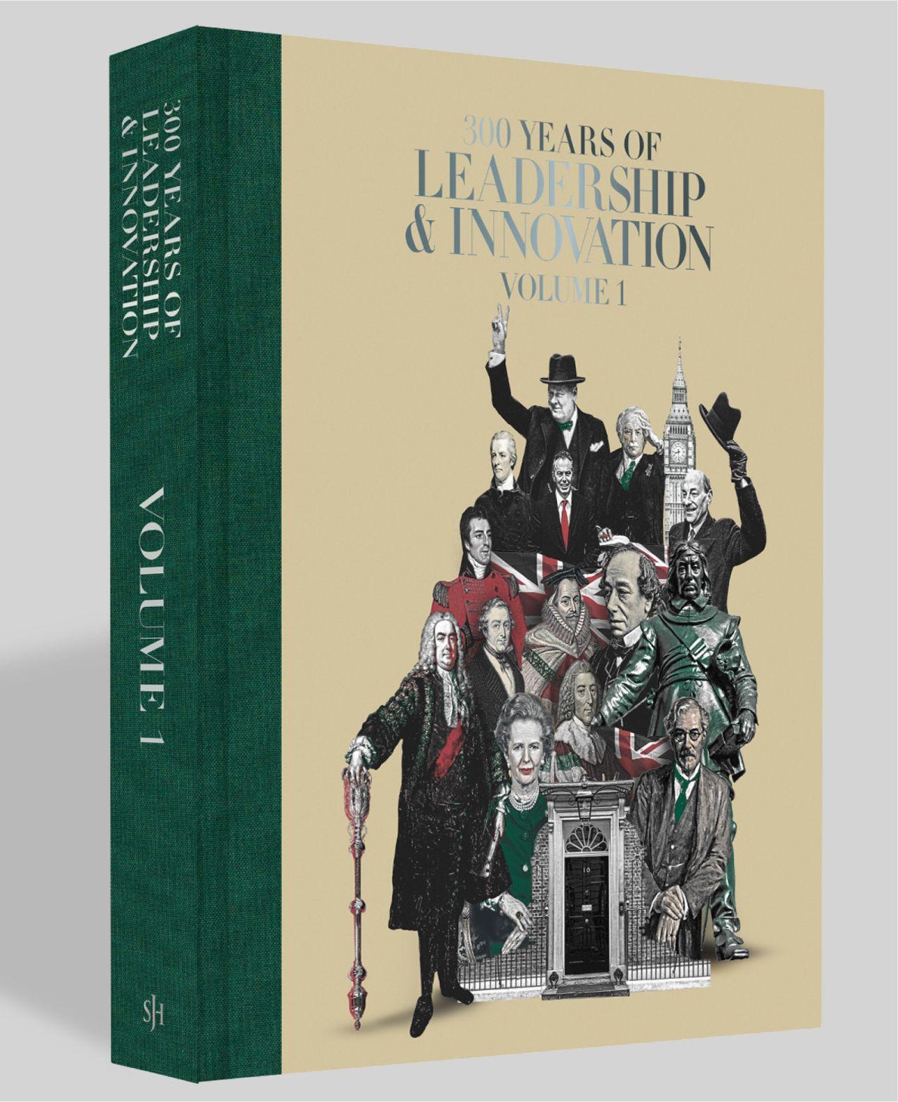 300 years of Leadership & Innovation