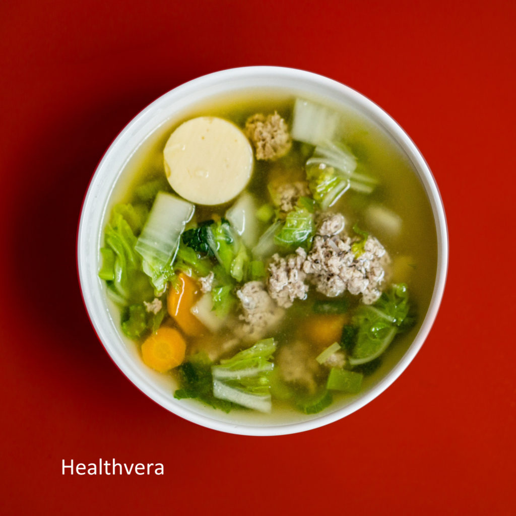 Healthy Soup For Weight Loss