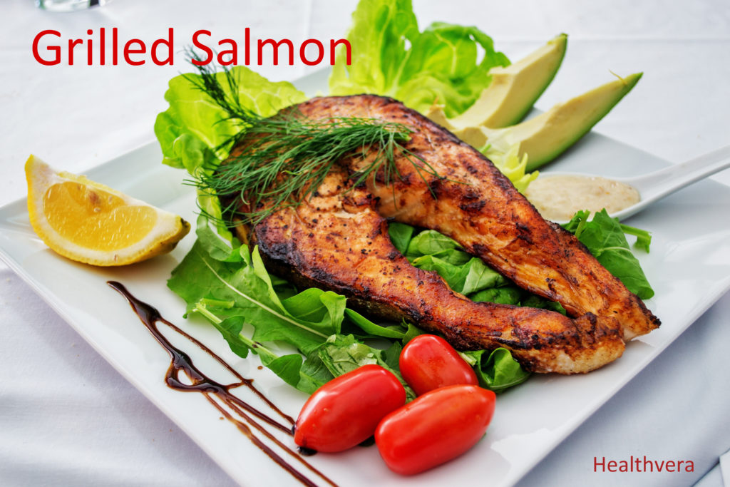 RECIPE: Grilled Salmon (Rawas)
