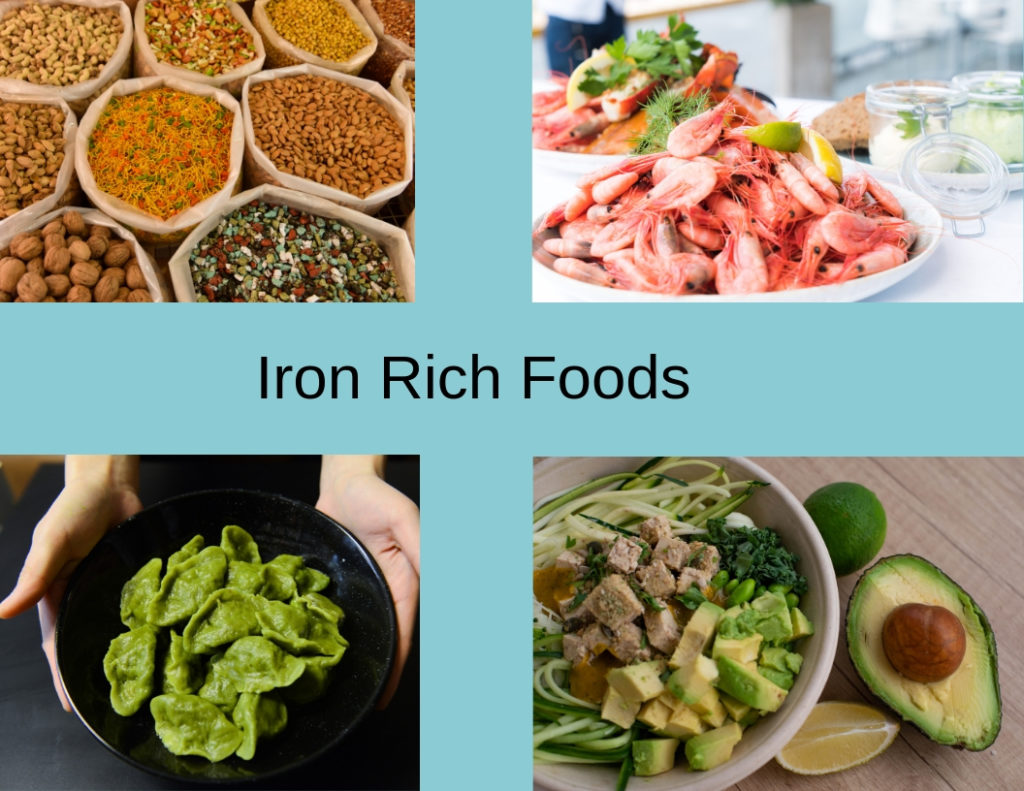 Top Iron Rich Foods