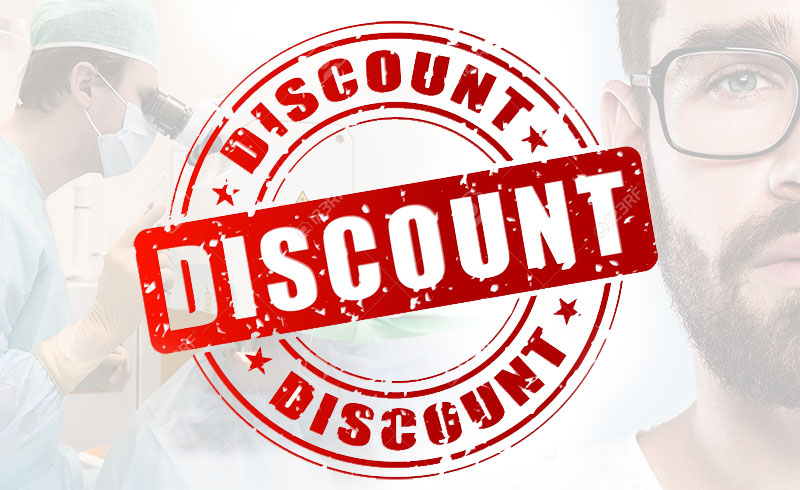 Discount - All Lasik Types