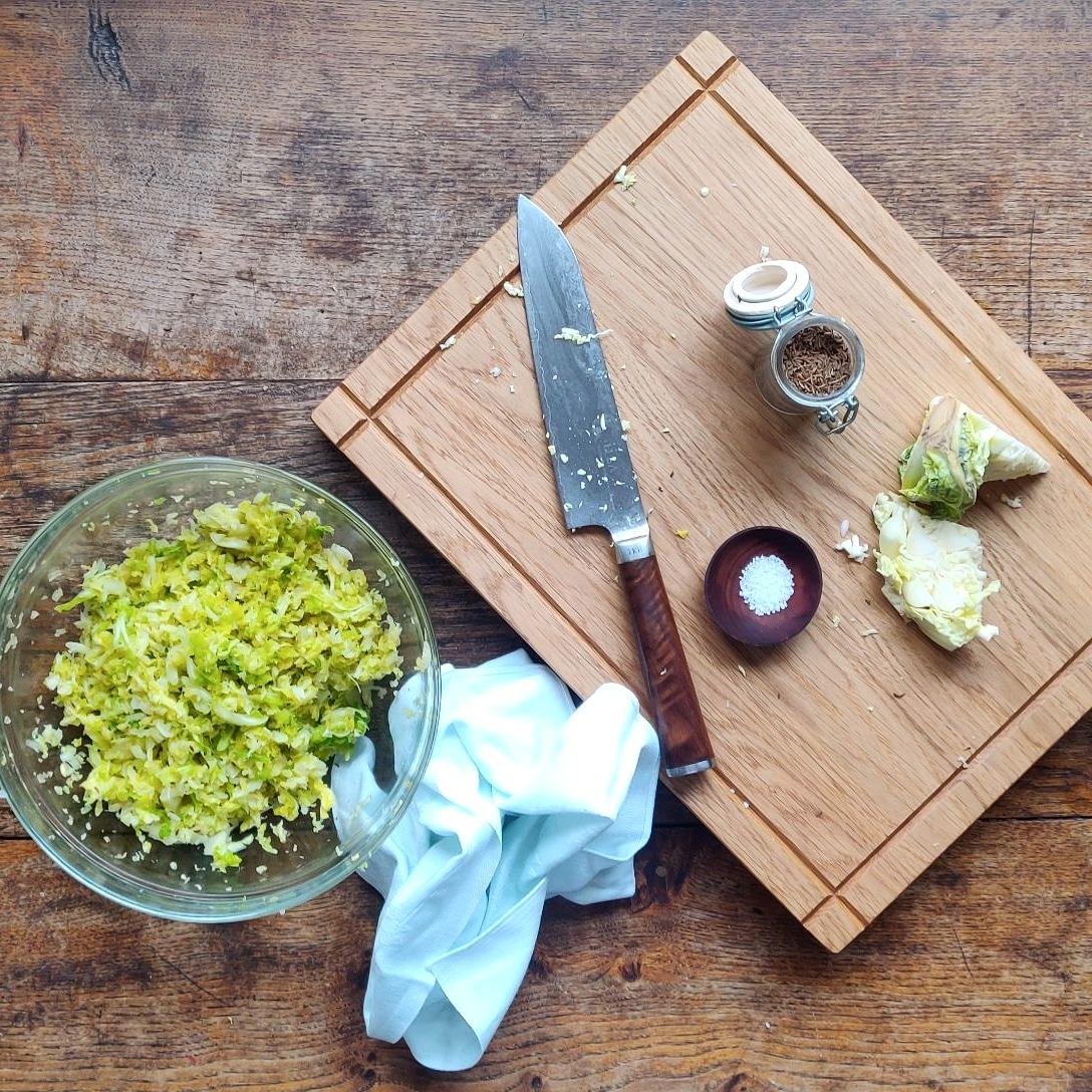 Get you Sauerkraut on!