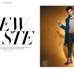 new taste fashion editorital