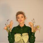 la vie en fleur fashion editorial factice magazine