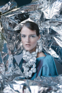Space Statement Fashion Editorital