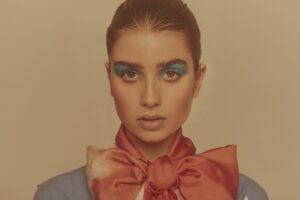 Glossy fashion editorial daniela gil fashion stylist