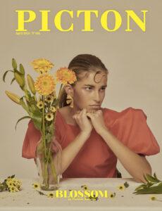 Blossom fashion editorial