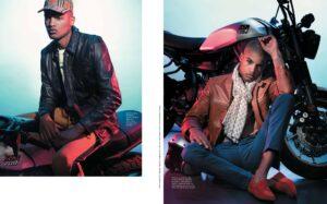 speeder man fashion Editorial
