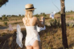 lingerie lookbook