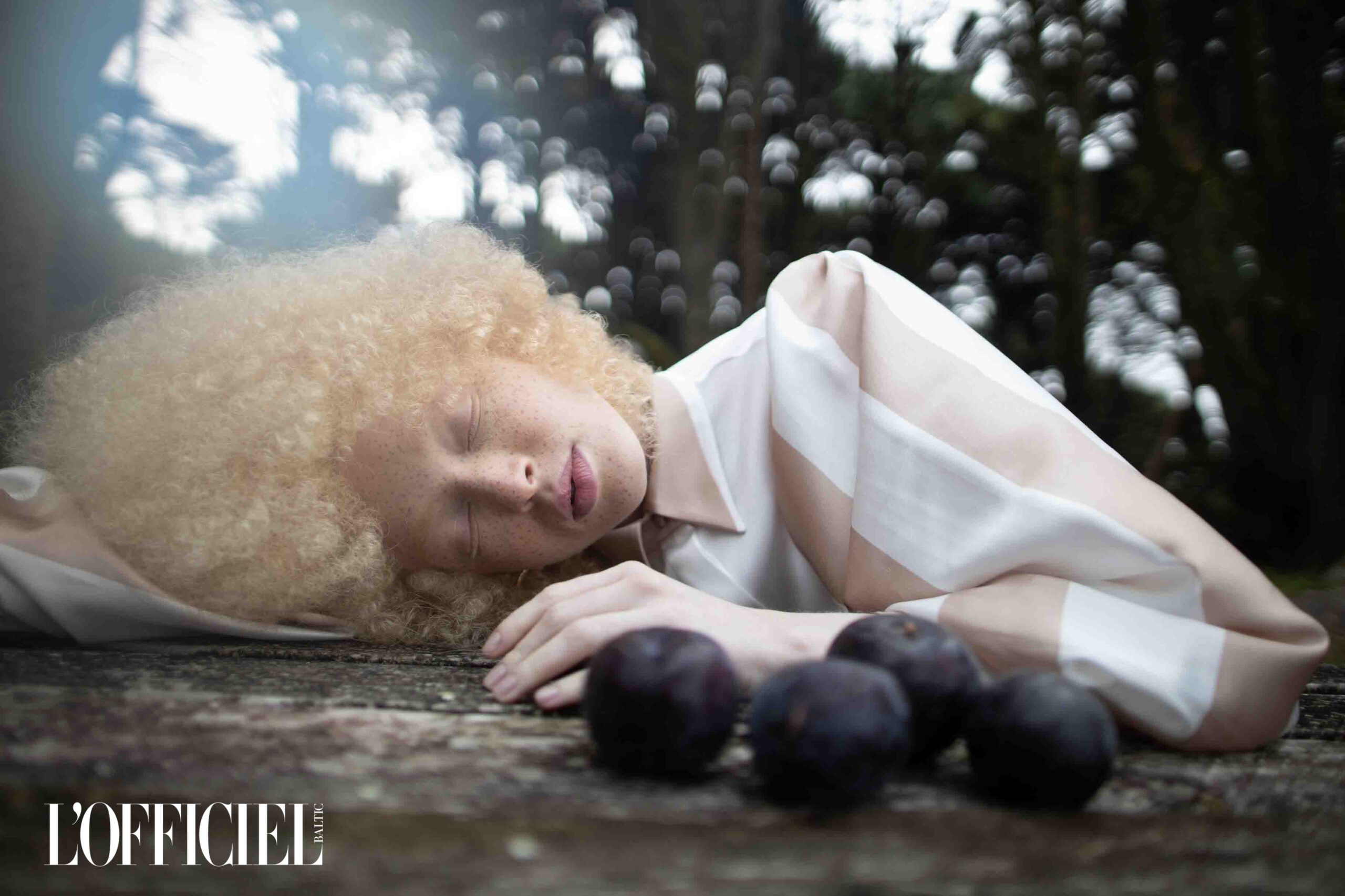 Foggy thoughts fashion editorial Daniela Gil